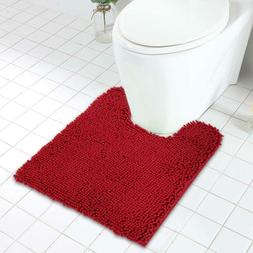 MAYSHINE Contour Bath Rugs/Non Slip/Soft/Absorbent Water/Dry