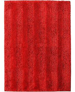 Mohawk Home Luster Stripe Bath Rug, Complements Any Bath Dé