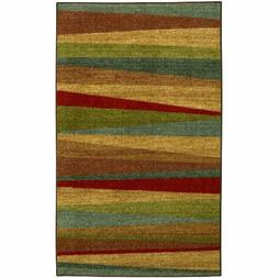 Mohawk Home  New Wave Mayan Sunset Sierra  Small Area Rug