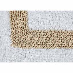 Hotel Collection Cotton Reversible Luxury Bath Rug by Better