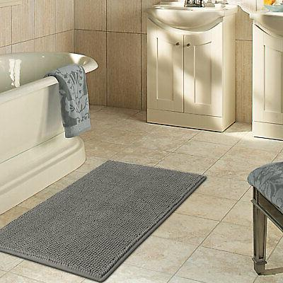 Soft Microfiber Non Slip Absorbent Bathroom Rugs