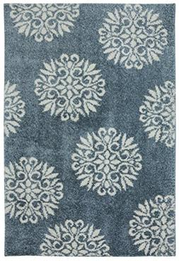 Mohawk Home Huxley Exploded Medallions Woven Rug, 3'4x5'6, B