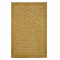 Mohawk Wellington Bath Rug  Tan 5' x 7'
